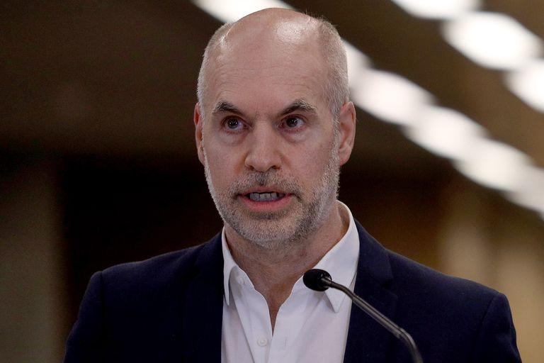 El jefe de Gobierno Horacio Rodríguez Larreta informó supatrimonio.