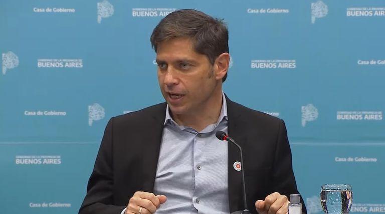 Axel Kicillof hizo referencia a las clases que brindará Mauricio Macri en Estados Unidos.